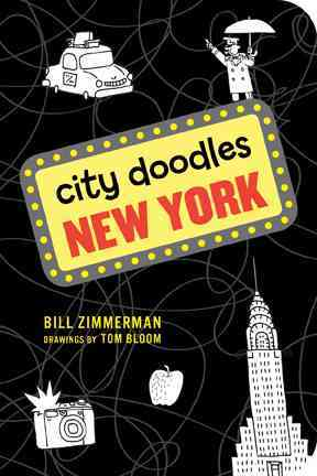 City Doodles By Zimmerman, Bill