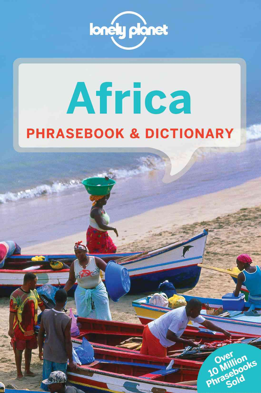 Lonely Planet Africa Phrasebook By Lonely Planet Publications (COR)